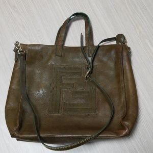 Fendi 2-way bag